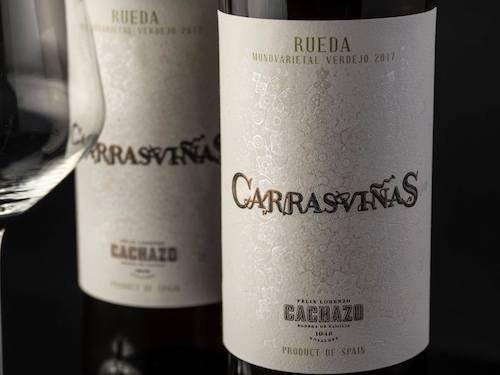 nieuw etiket Carrasvinas 2017